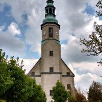 Kirche Niederoderwitz